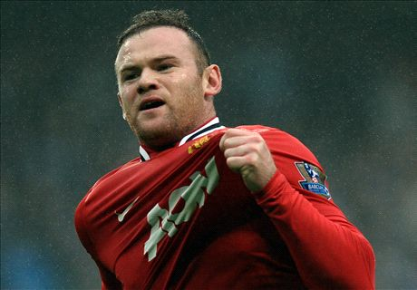 Rooney: Man Utd can win title next year