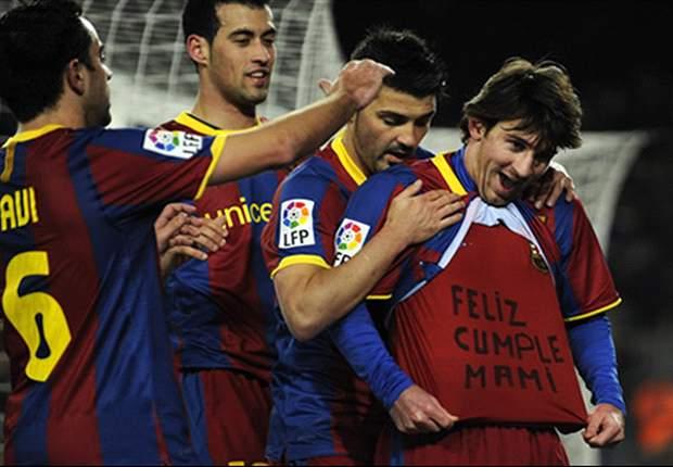 Barcelona - Almeria Preview: Carles Puyol, Dani Alves and Bojan all doubts for hosts