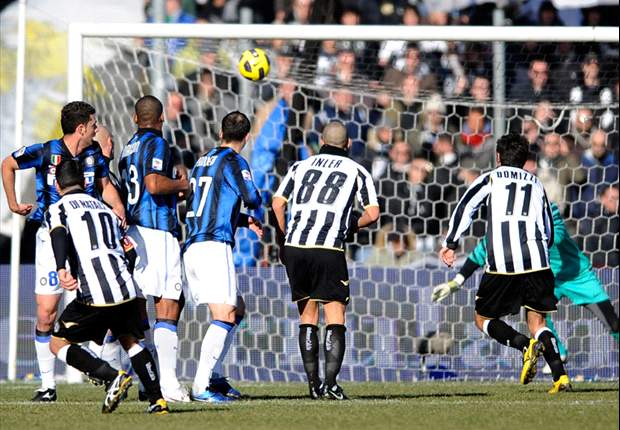 Udinese 3-1 Inter: Di Natale & Defensive Duo Cut Champions Down To Size