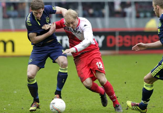 ERE - Ajax wil lijn doorzetten tegen Utrecht