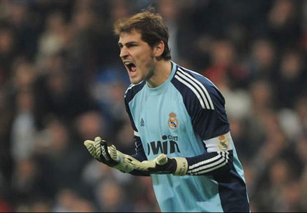Real Madrid's Iker Casillas overjoyed after finally lifting 'coveted' Copa del Rey trophy