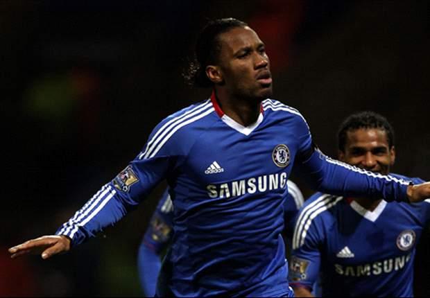 Marseille Lining Up Summer Bid For Chelsea Striker Didier Drogba - Report