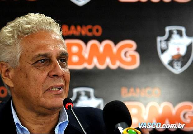 Crise financeira prejudica situação no elenco do Vasco