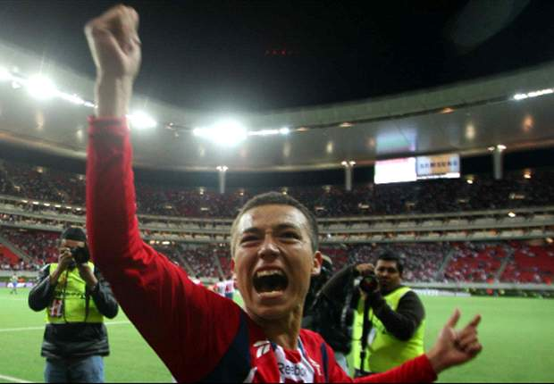 Manchester United send scouts to watch new Chivas starlet Erick Torres - report