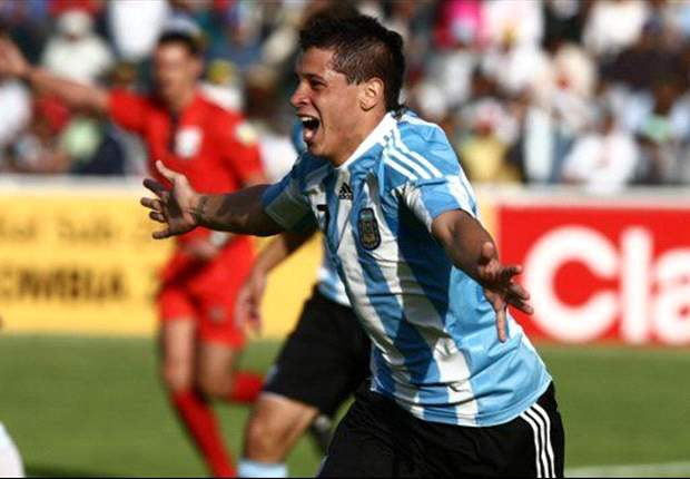 Argentina's Juan Iturbe flattered by Lionel Messi comparisons