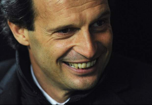 Milan Coach Massimiliano Allegri Urges Caution Against Catania