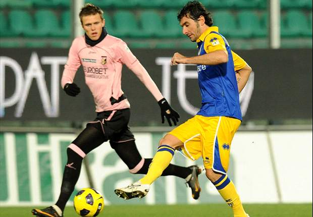 Palermo 0-0 Parma (AET, 5-4 Pens.): Rosanero Squeeze Through To Last-Four Of Coppa Italia