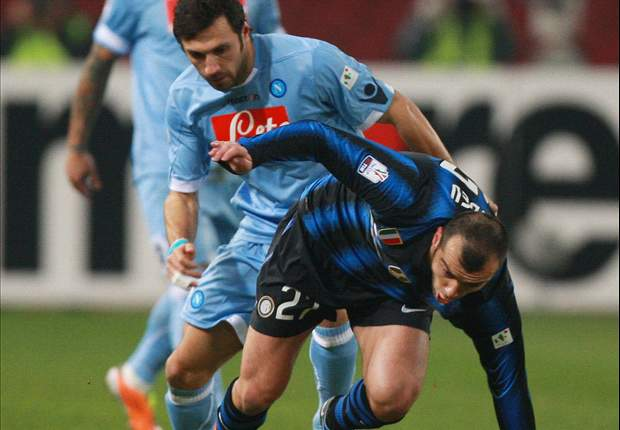 Chelsea are the strongest side in Europe after Real Madrid and Barcelona – Napoli's Andrea Dossena
