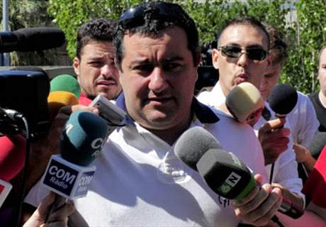 Raiola: Italian football is up s*** creek
