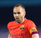 Iniesta still makes difference for Barca