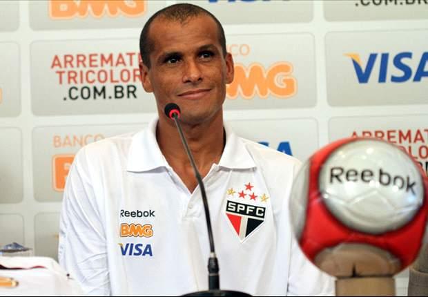 Rivaldo, cerca de llegar a un acuerdo con el Sao Caetano