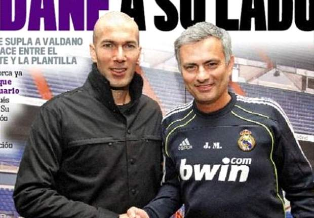 Zidane Real Madrid Coach Zinedine Zidane Real Madrid's