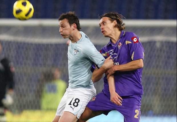 Lazio 2-0 Fiorentina: Libor Kozak Double Downs Viola