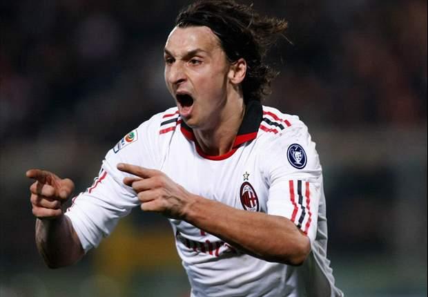 Milan Striker Zlatan Ibrahimovic: Winning In Catania Was Not Easy