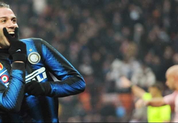 Inter's Giampaolo Pazzini Relishing Fiorentina Clash