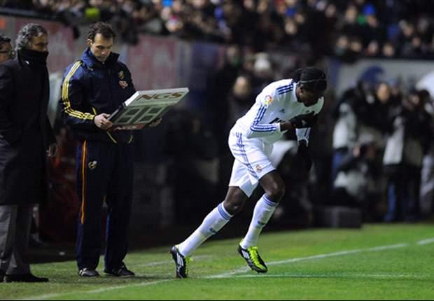 Coupe du roi la presse espagnole salue adebayor - Championnat espagnol coupe du roi ...