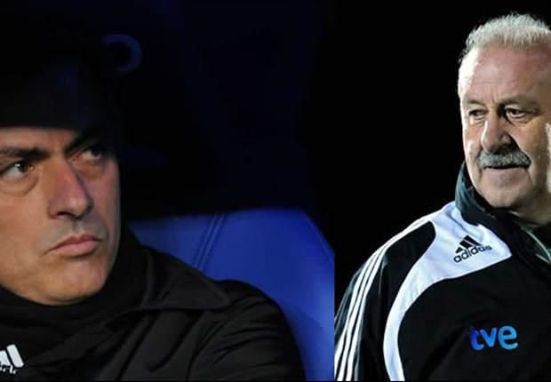 Vicente Del Bosque: Saya Lebih Rileks Ketimbang Jose Mourinho