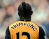 Frimpong: I've not been lucky with injuries in my career