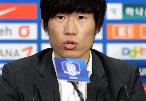 Manchester United's Park Ji-Sung admits he could leave