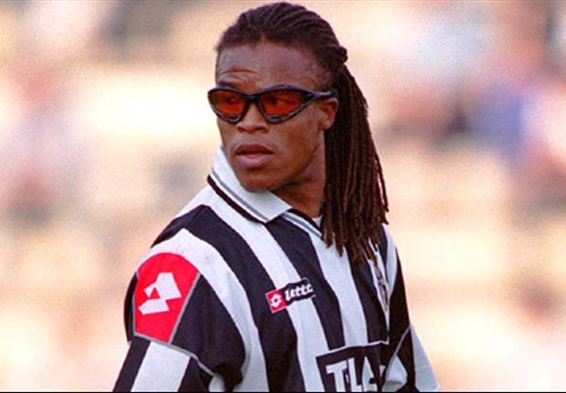 Edgar Davids wants Juventus job