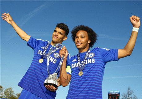 Chelsea U19s win Uefa Youth League