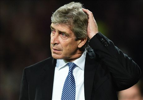 LIVE! Manchester City - West Ham United: 0-0