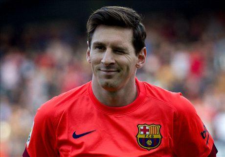 Les stats affolantes de l'inépuisable Lionel Messi