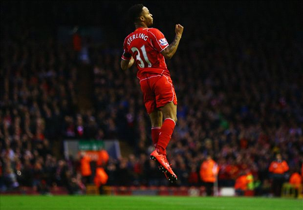 Liverpool 2-0 Newcastle: Sterling & Allen boost top-four hopes