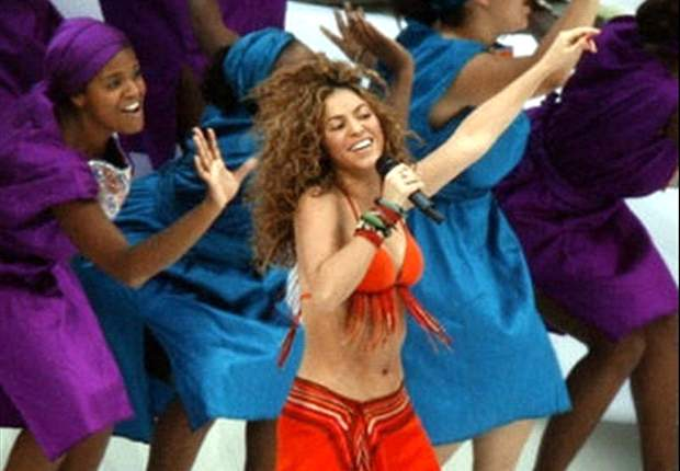 Real Madrid ban Shakira songs from the Bernabeu - report