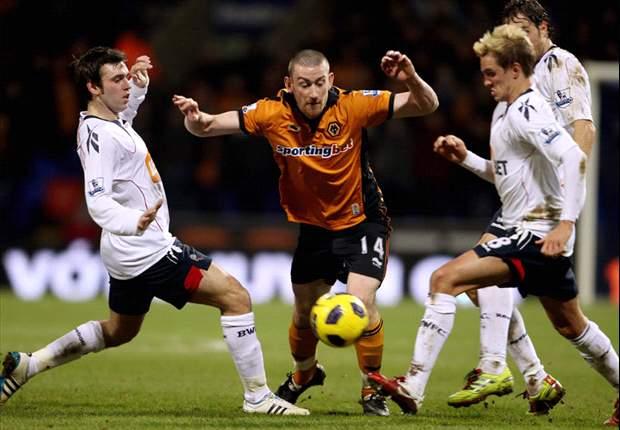 Mick McCarthy praises Wolves midfielder David Jones as he departs the club