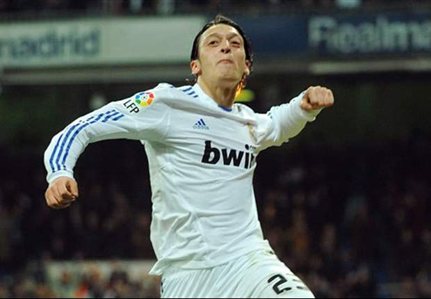 Mesut Ozil To Wear No.10 Shirt For Real Madrid In 2011-12