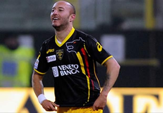 Striker Lecce Akui Tolak Klub-Klub Inggris