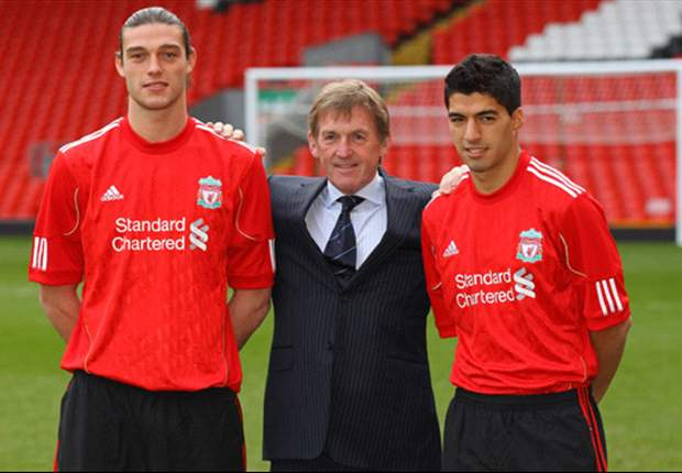 Andy Carroll & Luis Suarez are most feared strike force in the league - Liverpool's Steven Gerrard