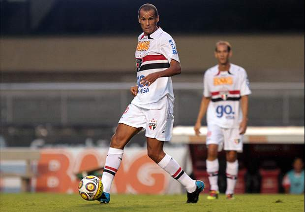 Rivaldo: I want to score more goals for Sao Paulo