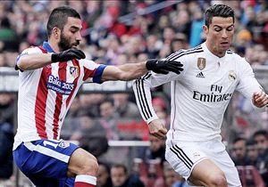 Betting: Atletico Madrid - Real Madrid