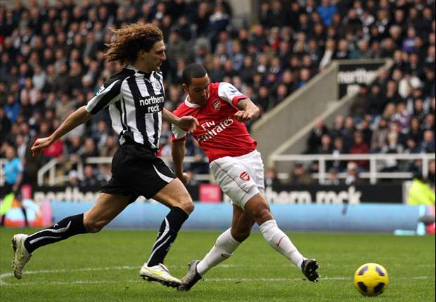 Newcastle Bangkit Imbangi Arsenal