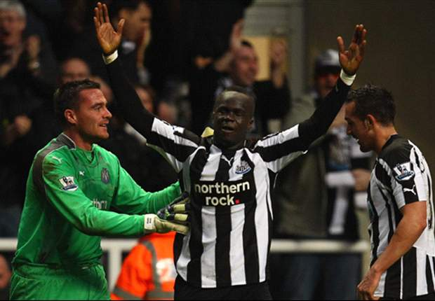 Newcastle United star Cheick Tiote hoping to make weekend injury comeback against Manchester City
