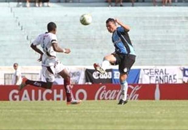 Rodolfo retorna ao time titular do Grêmio no Gauchão