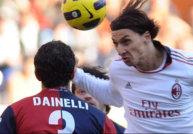 Genoa 1-1 AC Milan: Pato Goal Not Enough As Gap Closes At The Top Of The Table