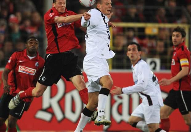 Freiburg 0-0 Eintracht Frankfurt: Misfiring Strikers Ensure Scoreless Draw