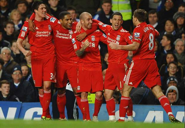 Chelsea fail in £7m plus Yossi Benayoun bid for Liverpool midfielder Raul Meireles - report