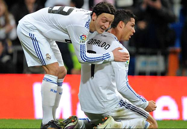 Real Madrid 4-1 Real Sociedad: Kaka, Cristiano Ronaldo And Emmanuel Adebayor Net In Straightforward Los Blancos Win