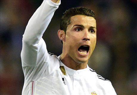 Live: Real Madrid - Malaga