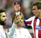 No goals in feisty Madrid derby