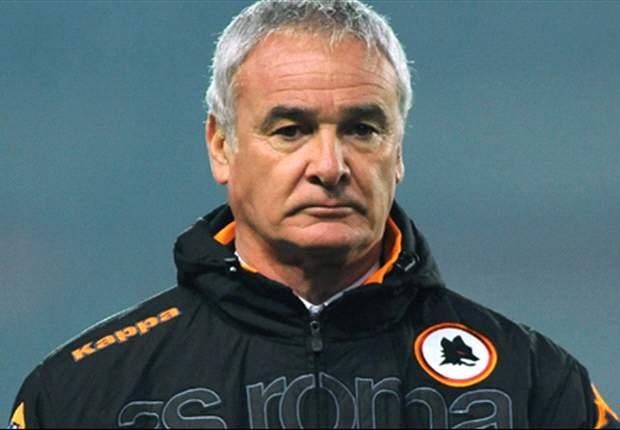 Claudio Ranieri Admits Roma Were Second Best Against Napoli