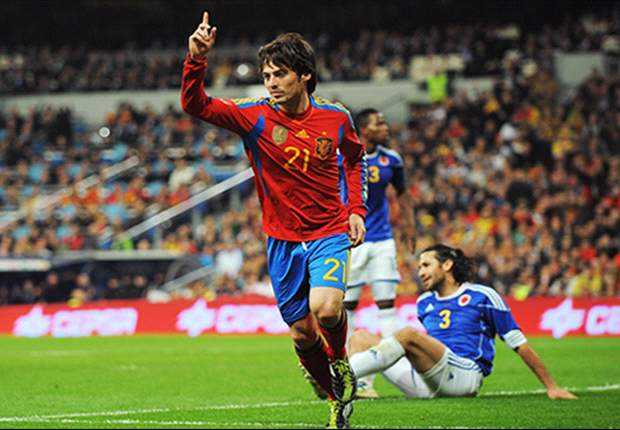 Spain's Torres cloud has a Silva lining - Manchester City man ready to replace Chelsea striker as La Roja head to Euro 2012