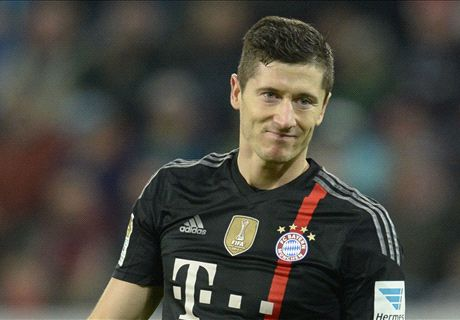 Lewandowski: Bayern unfairly criticised
