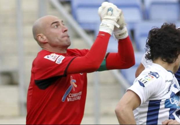 Official: Malaga Sign Willy Caballero From Elche