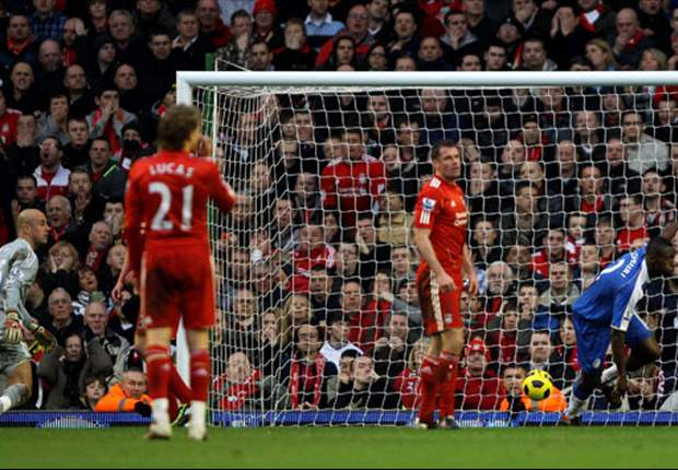 Liverpool 1-1 Wigan: Gohouri Levels First-Half Meireles Strike As Sub-Standard Reds Drop Points At Anfield