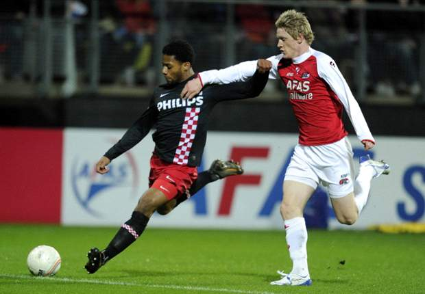 Rasmus Elm on his way to the top - Can the AZ midfielder follow in the footsteps of Zlatan Ibrahimovic?